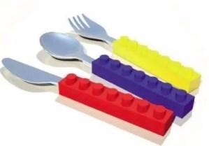 LEGO knife, fork, spoon set