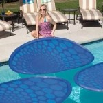 SwimWays Therma Spring Swimming Pool Solar Mat