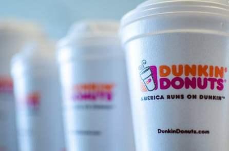 dunkin donuts statistics