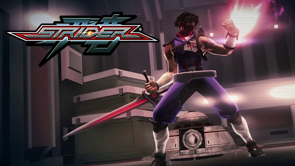 Strider - As We Play