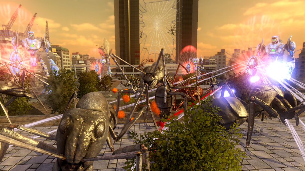 EDF 2025 gets two DLC packs