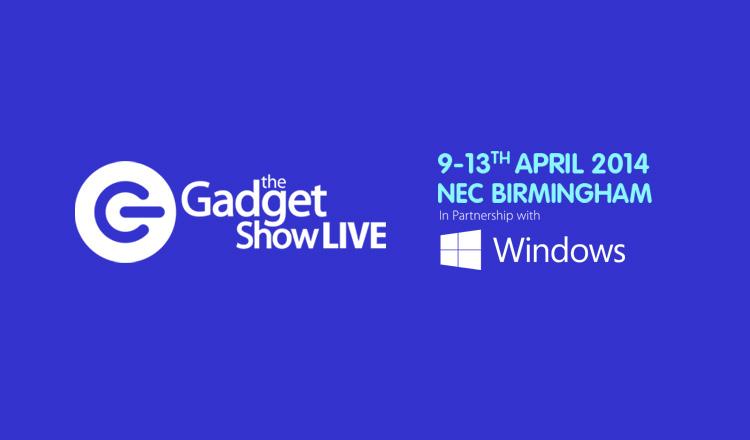 Gadget Show Live 2014 Indie Games