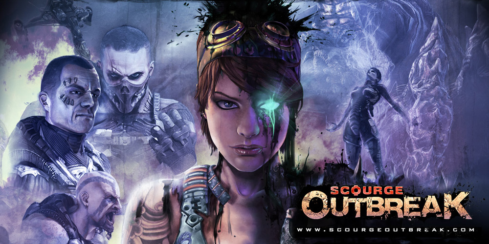 Scourge Outbreak v1.103 fixes lots of bugs
