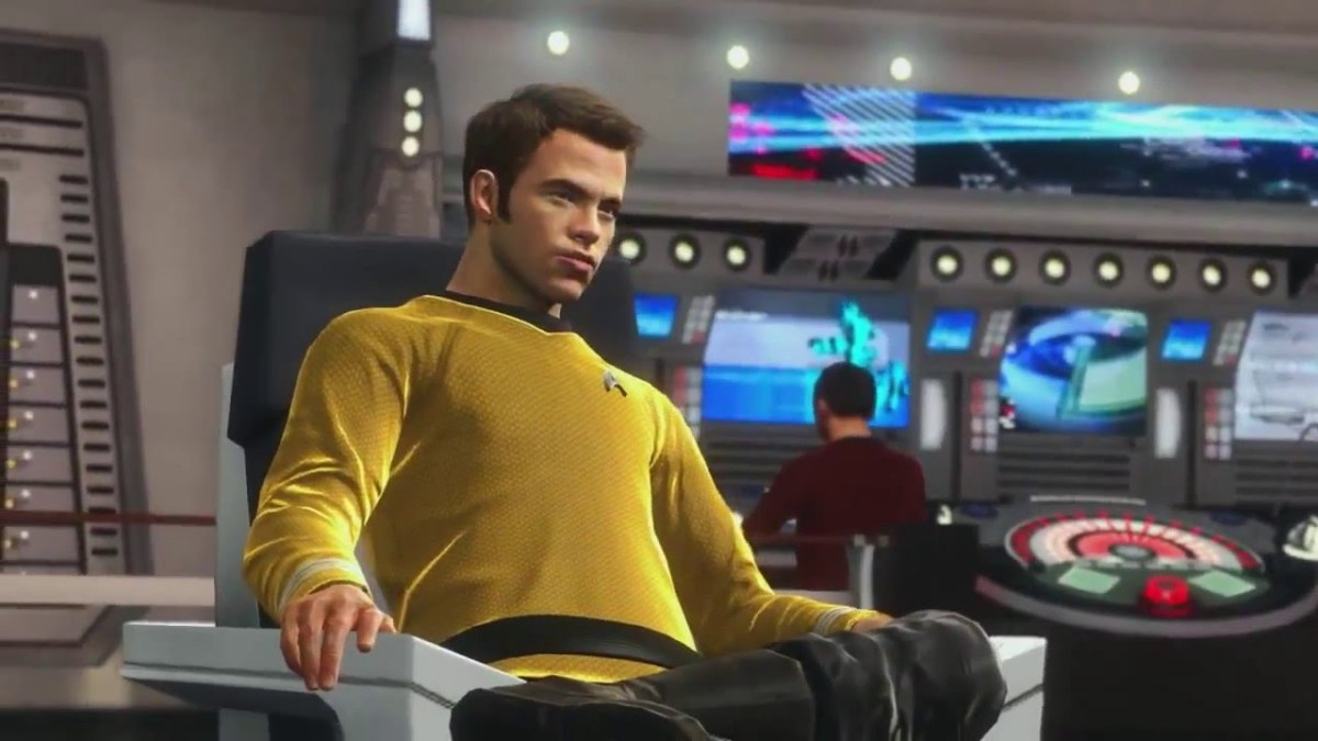 The highs and lows of Star Trek's gaming exploits