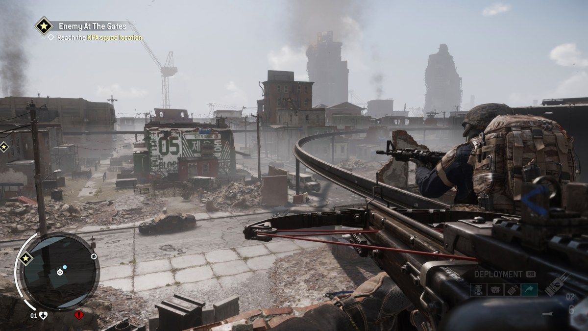 Homefront: The Revolution Resistance Mode Review and Analysis