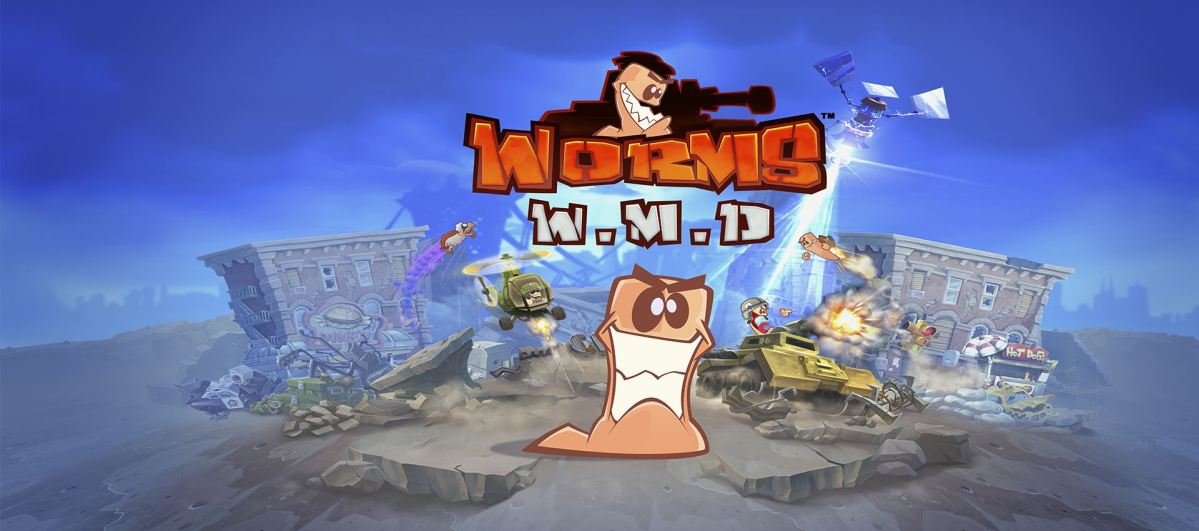 Worms W.M.D - Where on Earth have you been? - Gameplay Overview