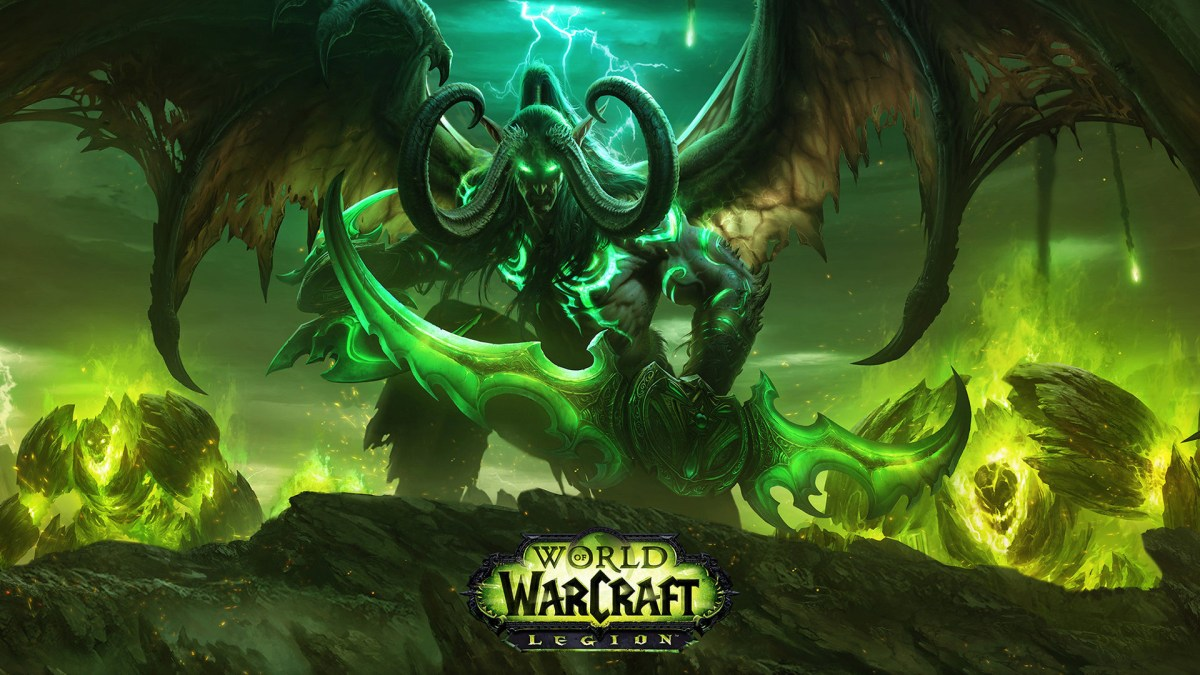 World of Warcraft Legion: Demon Hunter Starting Zone - As We Play