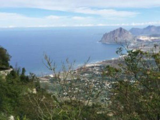 Sicily view