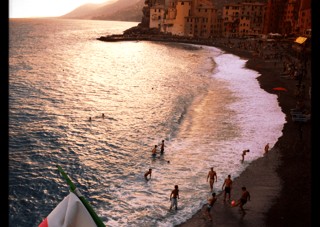 The magic of Camogli