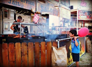 The first ever Whitby Ribfest