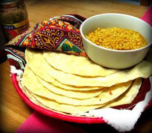 roti and dhaal