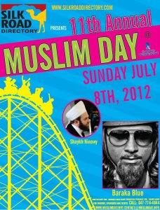 Muslim Day, Canada's Wonderland