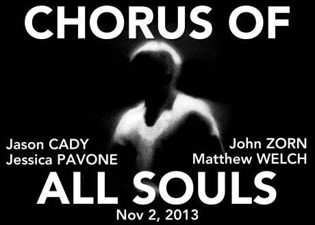 Chorus of All Soul with text web