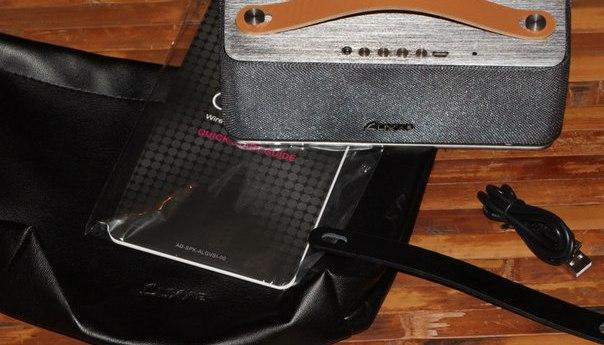 LUXA2 Groovy: металлическая колонка с хорошей автономностью и неплохим звуком