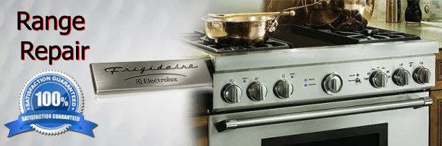 Frigidaire Range Repair Pasadena Authorized Service