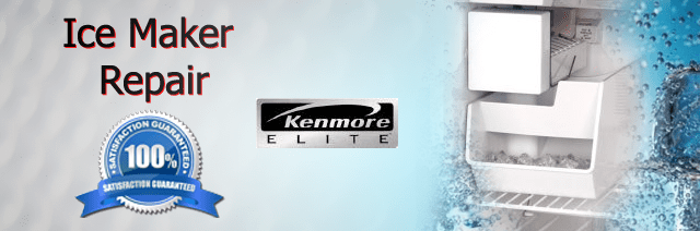 Kenmore Ice Maker Repair Pasadena Authorized Service