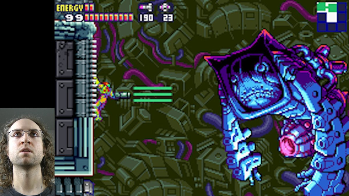 Let's Play Metroid Fusion – Part 12