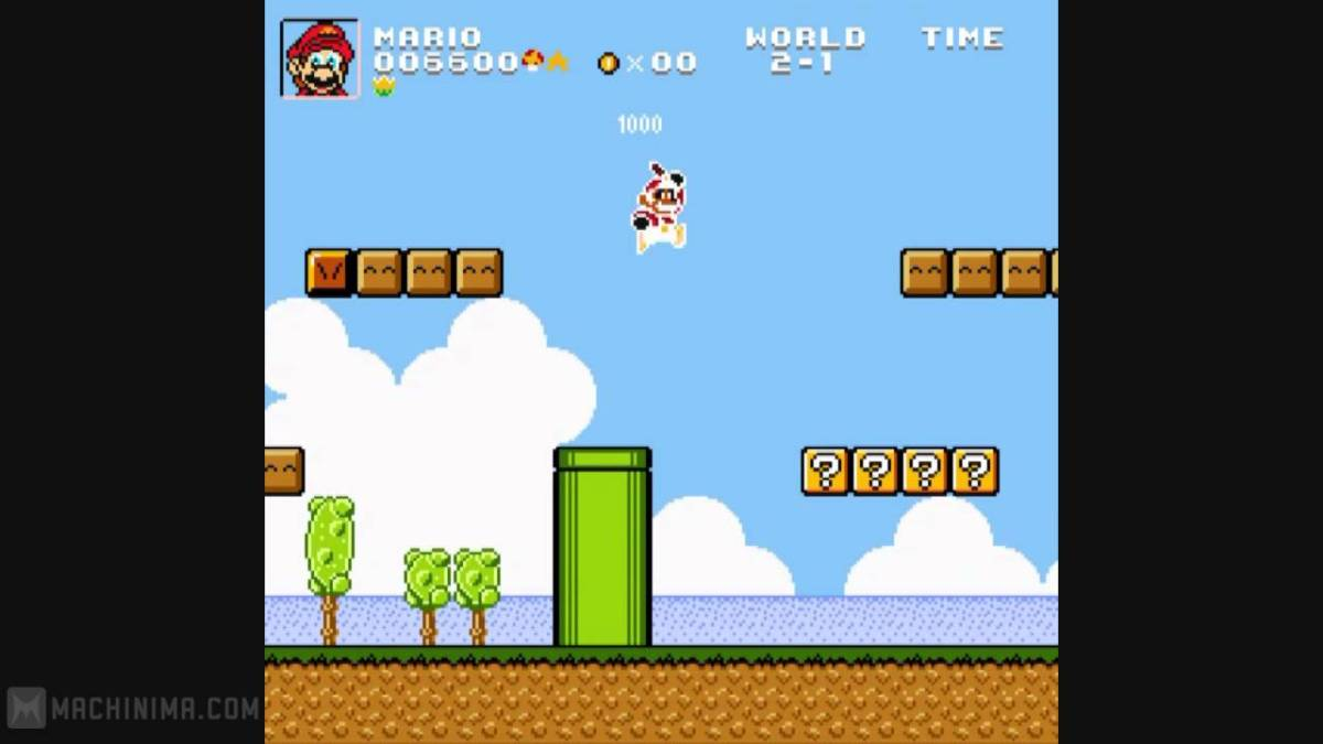 Super Mario Bros. Crossover 2.0 Trailer
