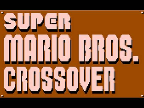 Super Mario Bros. Crossover – Playing My Own Game #6
