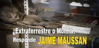 Jaime Maussan responde a las críticas.