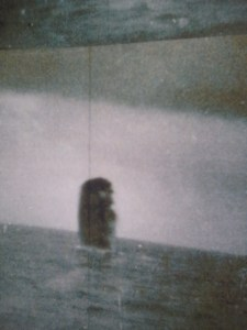 Imagen 1. Objeto desconocido fotografiado en el Ártico por el Submarino USS Trepang (SSN-674)