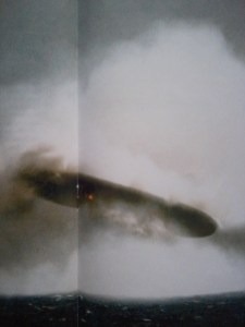 Imagen 5. Objeto desconocido fotografiado en el Ártico por el Submarino USS Trepang (SSN-674)