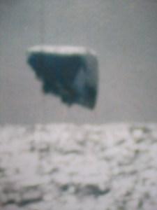 Imagen 7. Objeto desconocido fotografiado en el Ártico por el Submarino USS Trepang (SSN-674)