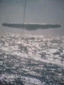 Imagen 11. Objeto desconocido fotografiado en el Ártico por el Submarino USS Trepang (SSN-674)