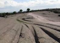 Misteriosas marcas de 14 millones de años de antigüedad en el Valle de Frigia, Turquía posiblemente hechas por una avanzada civilización.