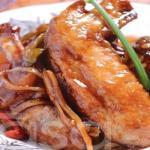 Gambar Ayam masak Kicap (sumber: majalah Resipi Karangkraf)