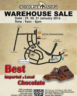 chocolate-museum-kota-damansara-jualan-gudang