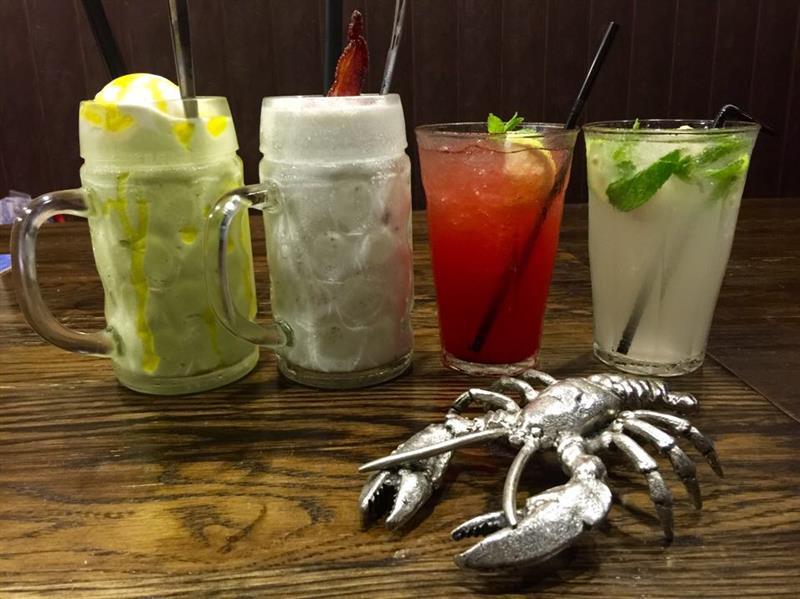 restoran-steaks-and-lobster-minuman