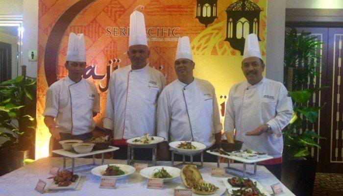 Sup Gearbox terbaik di Buffet Ramadhan Hotel Seri Pacific
