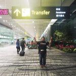Kyushu Muslim Trip – Transit Di Lapangan Terbang Antarabangsa Changi