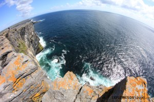 A Place To Please Your Cremnophilia: Inishmore Island, Ireland