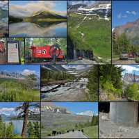 Our Own Loop Tour in Glacier National Park