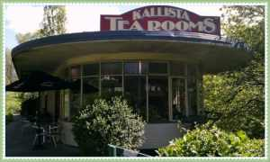 Kallista TeaRooms Dandenong Ranges