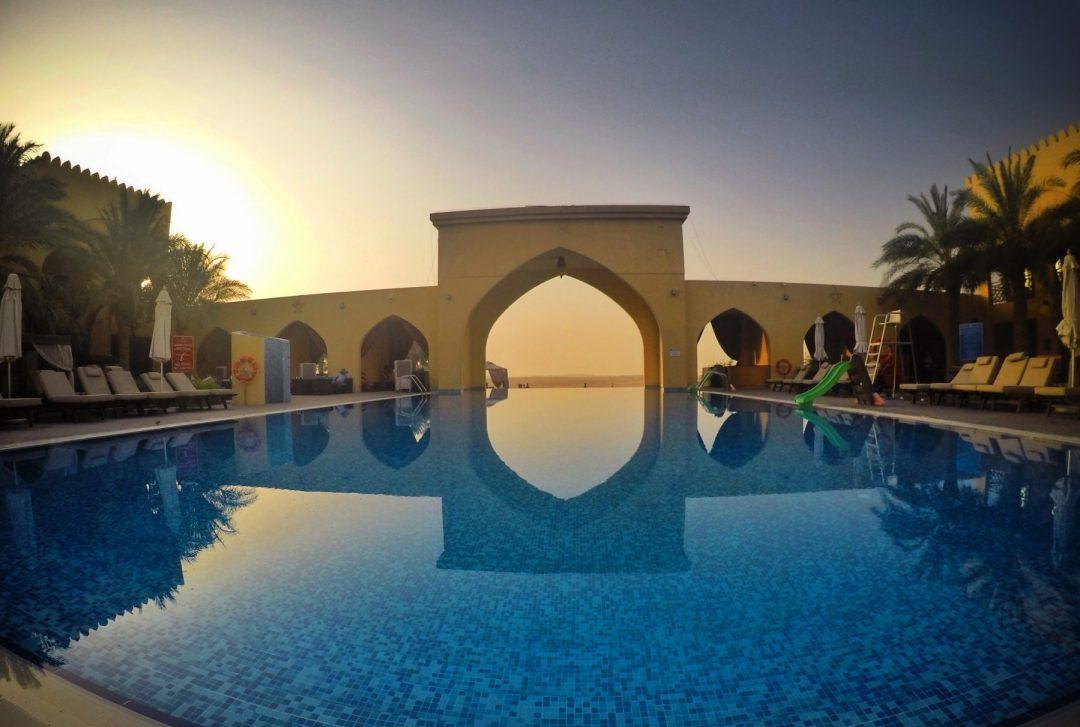 sunrise tilal liwa hotel