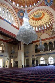 blue mosque beirut lebanon
