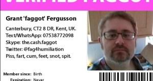 dirty faggot grant