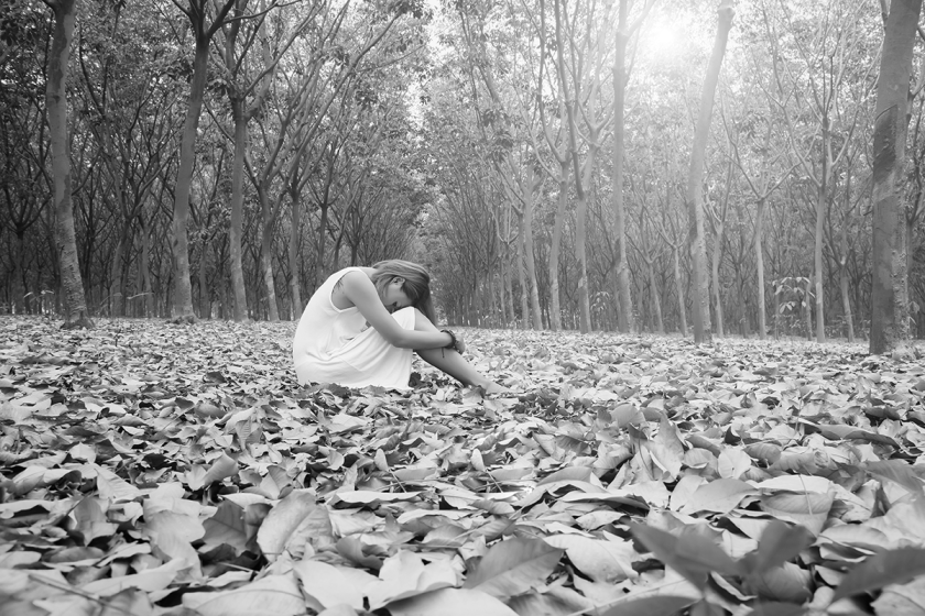 Se libérer du deuil naturellement grâce aux élixirs floraux