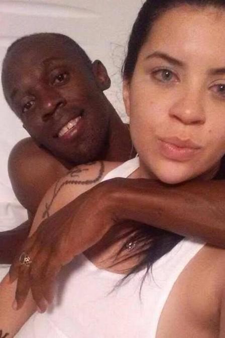 Após fotos vazarem, estudante carioca fala de noite com Bolt: 'Foi normal. Nada demais'
