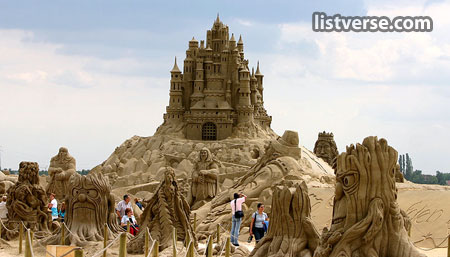Sand-Castle