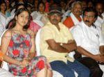 Shamili with director Perarasu at a function