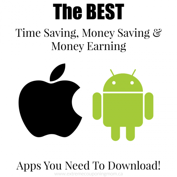 The BEST Time Saving, Money Saving & Money Earning Apps You Need To Download