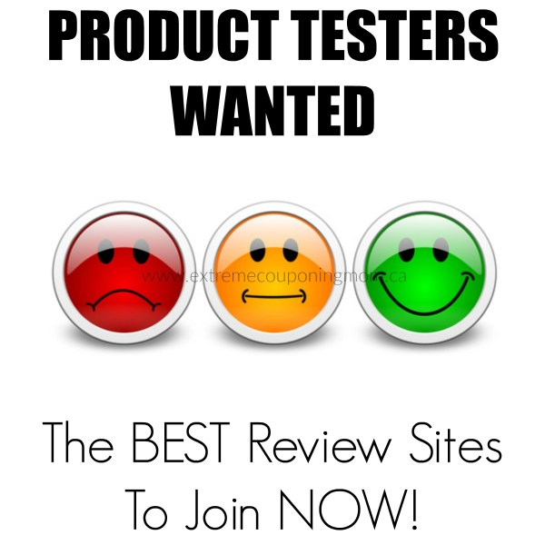 The BEST Product Review Sites To Join!