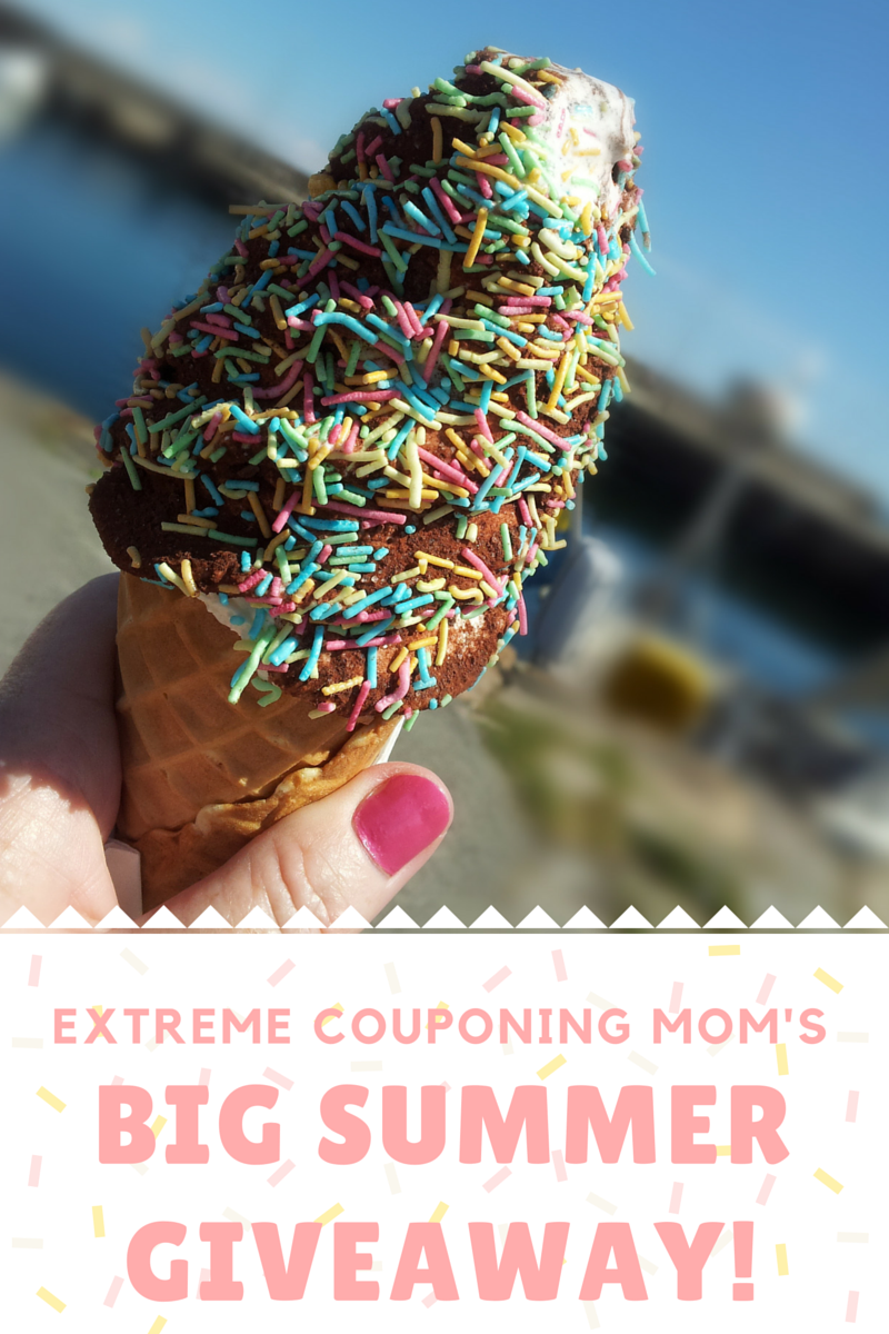Extreme Couponing Mom's BIG Summer Giveaway