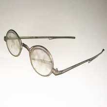 Steel spectacles 1800