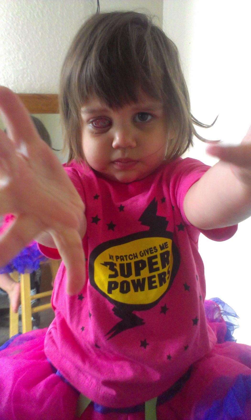 EyePowerShirt