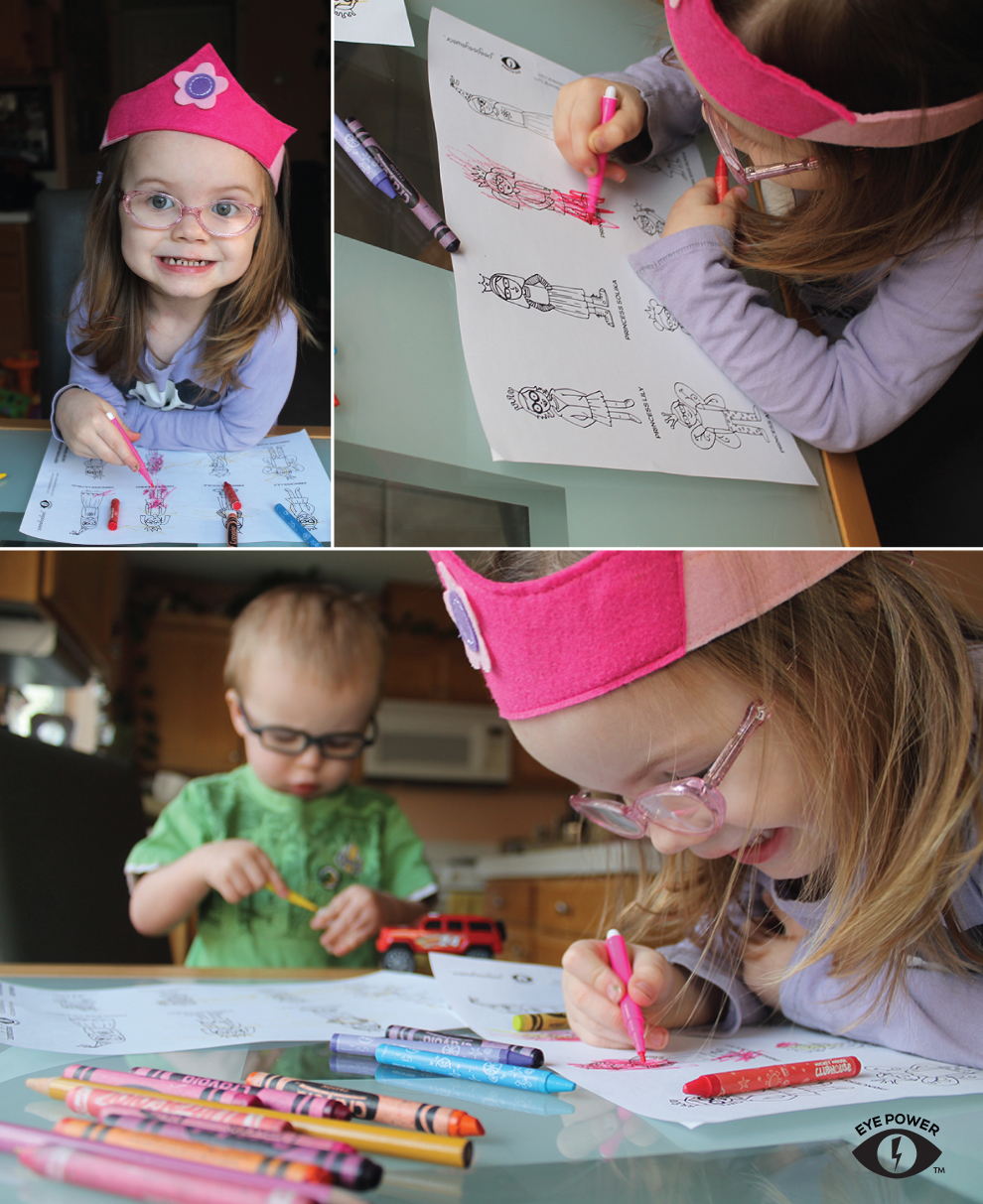 Princess-coloring-page